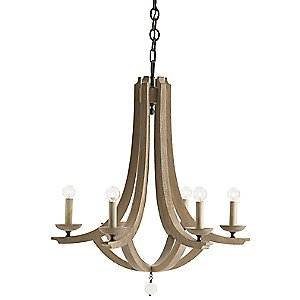 Manning Chandelier by Arteriors