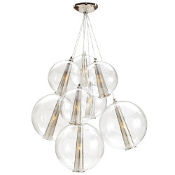 Caviar Multi Light Pendant by Arteriors