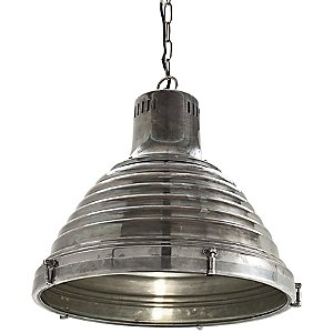 Kenneth Metal Pendant by Arteriors