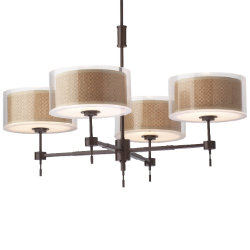 Subtle Chandelier by Thomas Lighting