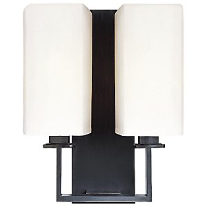 Baldwin 2-Light Wall Sconce by Hudson Valley