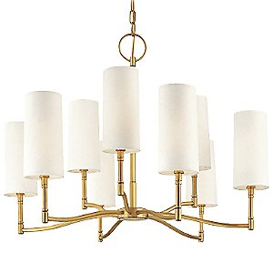 Dillion Chandelier by Hudson Valley