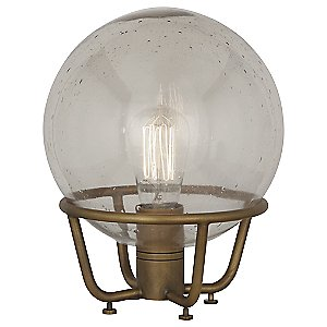 Buster Globe Accent Lamp by Robert Abbey