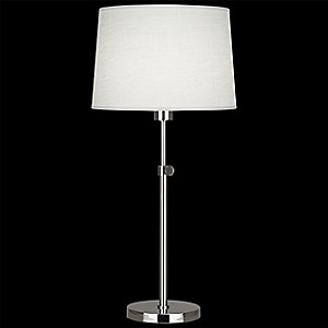 Koleman Club Table Lamp by Robert Abbey