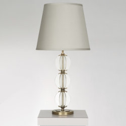Latitude Table Lamp by Robert Abbey