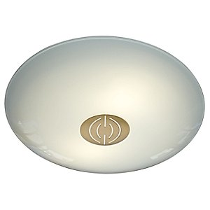 Opalika Decorative Flushmount by Holtkoetter