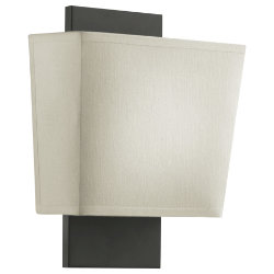 Ludlow Flush Wall Sconce by Quorum