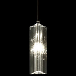 Solo 3-Sided Pendant by Trend Lighting