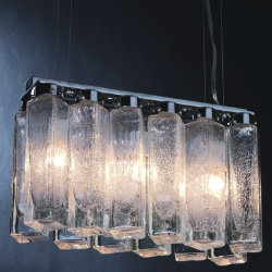Park Avenue Linear Suspension by Trend Lighting