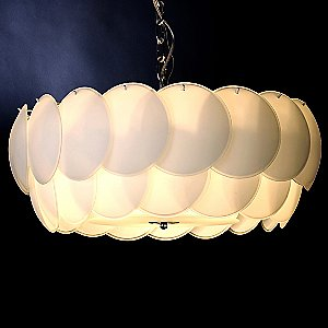 Selene Drum Pendant by Trend Lighting