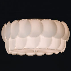 Selene Large Flushmount by Trend Lighting