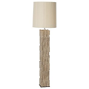 Gavin Mosaic Floor Lamp by Arteriors