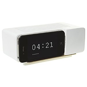 Alarm Dock by Jonas Damon for Areaware