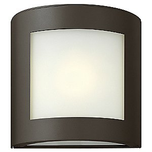 Solara Square Outdoor Wall Sconce by Hinkley Lighting