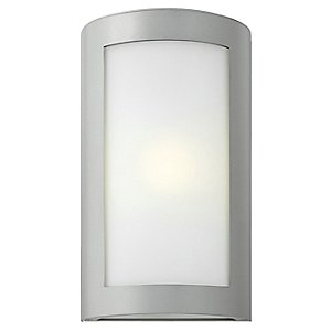 Solara Rectangular Outdoor Wall Sconce by Hinkley Lighting