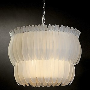 Aphrodite I 2-Tier Chandelier by Trend Lighting