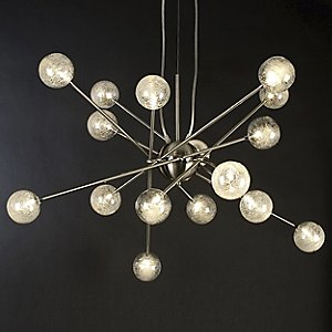 Galaxia Chandelier by Trend Lighting