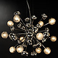 Starburst Chandelier by Trend Lighting