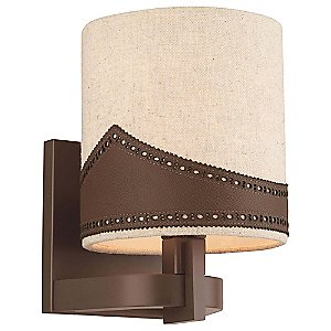 Wing Tip Wall Sconce by Forecast Lighting
