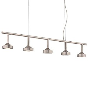 Yo-Yo LED Linear Suspension by Forecast Lighting