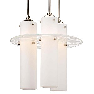 Dana 3 Light Pendant by Forecast Lighting