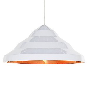Step Pendant - Fat by Tom Dixon