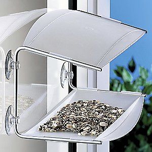 Piep Show Bird Feeder by Radius