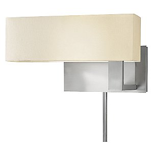 Mitra Compact Swing Left Wall Sconce by Sonneman