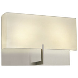 Staffa Wide Wall Sconce by Sonneman