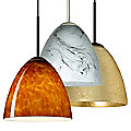 Vila Pendant by Besa Lighting