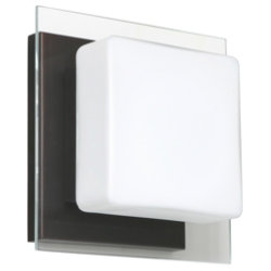 Alex Wall Sconce with Trim by Besa Lighting