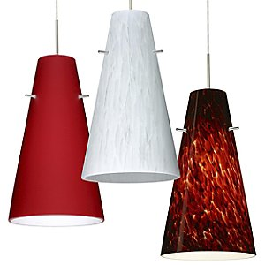 Cierro LED Pendant by Besa Lighting