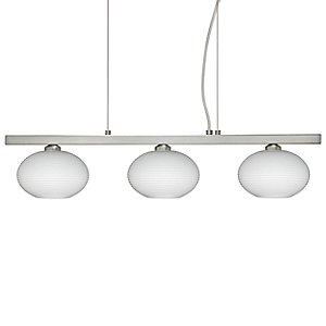 Lasso Linear Suspension by Besa Lighting