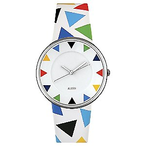 Luna Harlequin Watch by Alessi