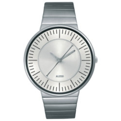 Luna Steel Watch by Alessi