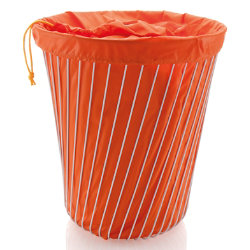 A Tempo Laundry Basket by Alessi