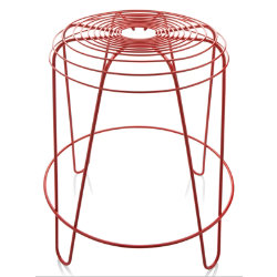 A Tempo Stool by Alessi