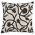 Thistle Vine Pillow by DwellStudio