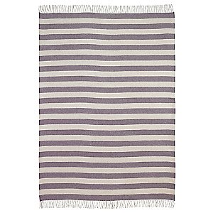 Draper Stripe Throw by DwellStudio