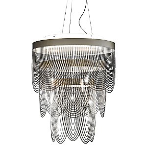 Ceremony Mini Chandelier by Slamp for Zaneen