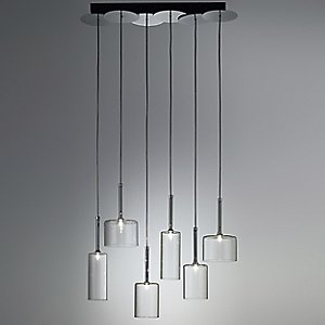 Spillray Multi-Light Pendant by AXO Light