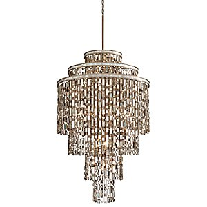 Dolcetti Chandelier by Corbett Lighting
