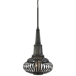 Eden Pendant by Corbett Lighting