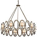 Embrace Chandelier by Corbett Lighting