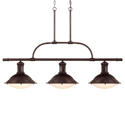 3-Light Linear Suspension No. 4720 by Savoy House