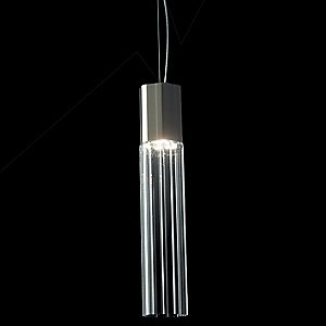 Reed S Pendant by Murano Due