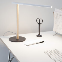 Channel Table Lamp by Rich Brilliant Willing