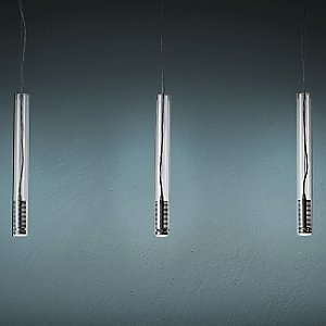 Tubo LED Multi-Light Pendant by FontanaArte