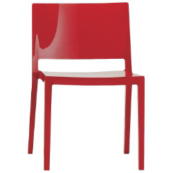 Lizz Chair by Kartell - OPEN BOX RETURN