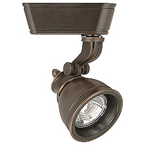 Caribe Low Voltage MR16 Track Head by WAC Lighting